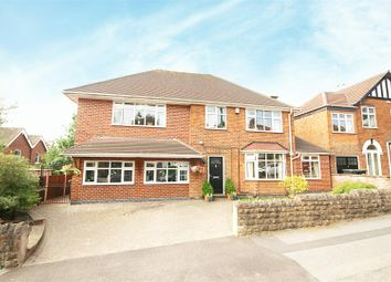 Thumbnail 5 bed detached house for sale in The Mount, Redhill, Nottingham