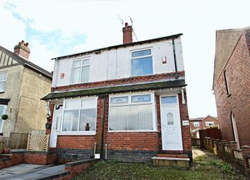 Thumbnail 2 bed semi-detached house for sale in Whitehill Road, Kidsgrove, Stoke-On-Trent