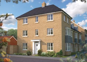 "Thumbnail 4 bedroom detached house for sale in ""The Ashurst"" at Cutforth Way, Romsey"