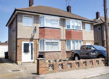 Thumbnail 3 bedroom semi-detached house for sale in Cunningham Avenue, Enfield