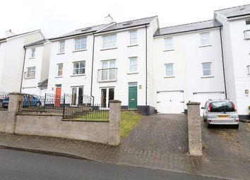 Thumbnail 5 bed town house for sale in Kensington Gardens, Haverfordwest, Sir Benfro