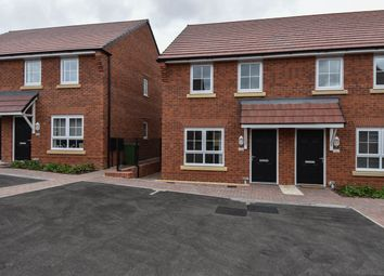 Thumbnail 2 bed terraced house for sale in Ivyleaf Close, Redditch