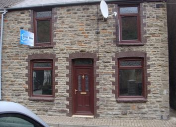 Thumbnail 2 bed terraced house to rent in Garw Fachan, Pontycymer-Bridgend