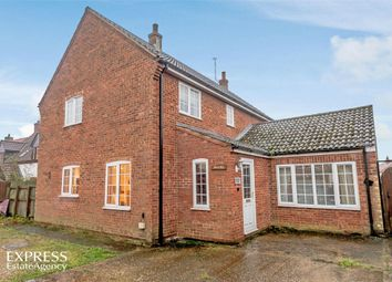 Thumbnail 3 bed detached house for sale in Druids Lane, Litcham, King's Lynn, Norfolk