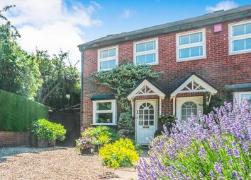 Thumbnail 2 bedroom semi-detached house for sale in Harkness Road, Burnham, Slough