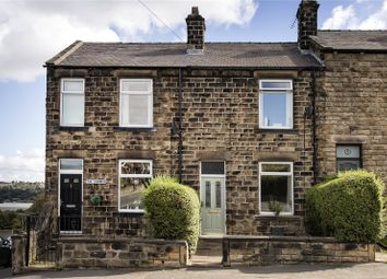 Thumbnail 2 bedroom terraced house for sale in The Common, Thornhill, Dewsbury, West Yorkshire