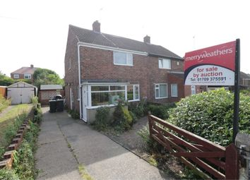 Thumbnail 2 bed semi-detached house for sale in Hunger Hill Road, Whiston, Rotherham, South Yorkshire
