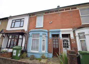Thumbnail 3 bed terraced house for sale in Henderson Road, Southsea