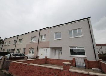Thumbnail 4 bedroom end terrace house for sale in Inkerman Road, Glasgow, Lanarkshire
