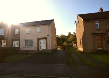 Thumbnail 2 bed flat to rent in Fairlie Street, Camelon, Falkirk