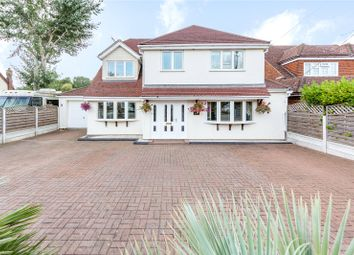 Thumbnail 4 bed detached house for sale in Oak Avenue, Crays Hill, Billericay