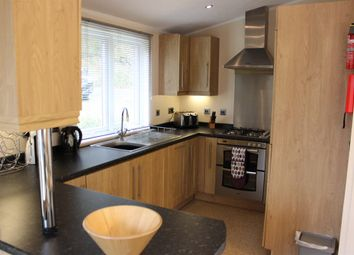 Thumbnail 1 bed lodge for sale in Hilton Woods, Whitstone, Holsworthy