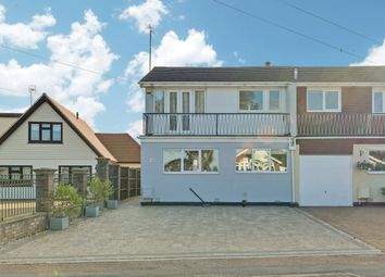 Thumbnail 3 bed semi-detached house for sale in Green Lane, Leigh-On-Sea