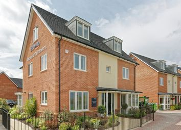 Thumbnail 5 bed detached house for sale in Broadmere Road, Beggarwood, Basingstoke