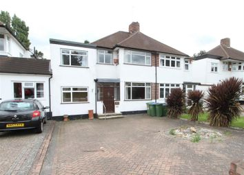 Thumbnail 4 bed semi-detached house for sale in Dominic Drive, Eltham