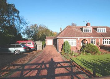 Thumbnail 3 bed semi-detached bungalow for sale in Ollerton Road, Tuxford, Nottinghamshire