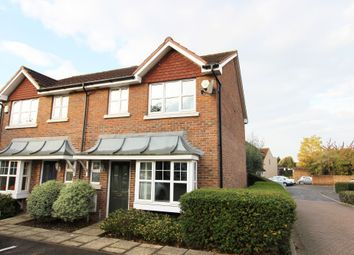 Thumbnail 3 bed semi-detached house for sale in Newbury Close, Dartford, Kent