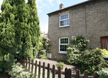 Thumbnail 2 bedroom semi-detached house for sale in Hitchin Road, Stotfold, Hitchin