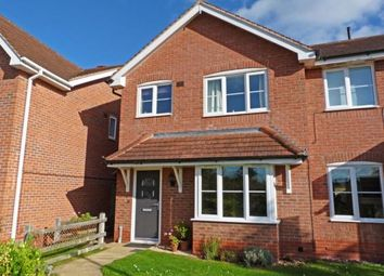 Thumbnail 3 bed semi-detached house to rent in Hill View Avenue, Hereford