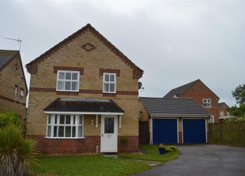 Thumbnail 4 bed detached house for sale in Wilson Drive, East Winch, King's Lynn
