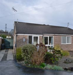Thumbnail 2 bedroom bungalow to rent in Shelley Court, Harrogate