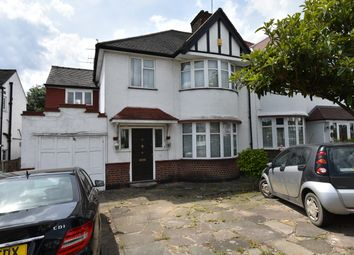 Thumbnail 4 bed semi-detached house to rent in Langside Crescent, London