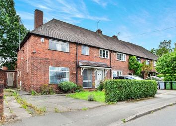Thumbnail 3 bed semi-detached house for sale in Egerton Road, Wilmslow
