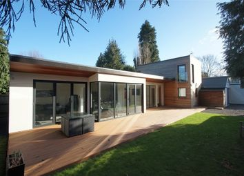 Thumbnail 3 bed detached house to rent in York Road, Weybridge, Surrey