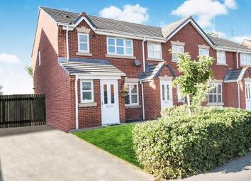 Thumbnail 3 bedroom semi-detached house to rent in Dock Street, Widnes
