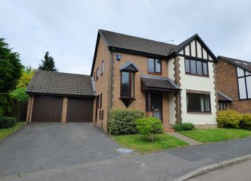 Thumbnail 4 bed property to rent in Almond Close, Wokingham