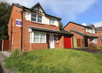 Thumbnail 3 bed detached house to rent in Byfleet Close, Winstanley, Wigan