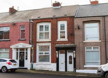 Thumbnail 2 bed flat for sale in Burleigh Street, South Shields