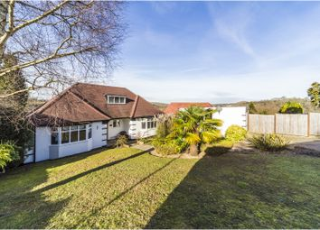 Thumbnail 3 bed detached bungalow for sale in Oakley Road, Warlingham