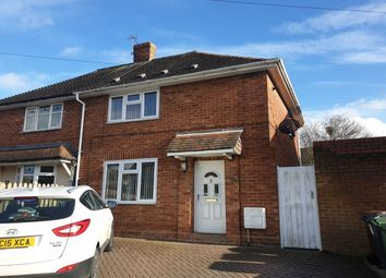 Thumbnail 2 bed semi-detached house to rent in Griffiths Drive, Wolverhampton