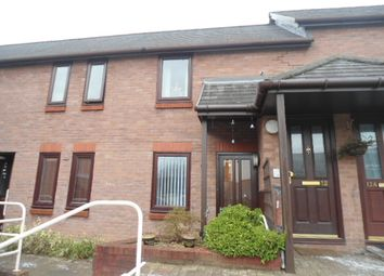 Thumbnail 2 bed flat for sale in Aneurin Bevan Court, Pontypool