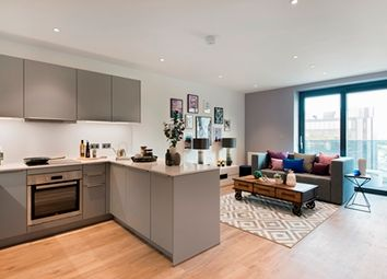 Thumbnail 3 bed flat for sale in Weaver Walk, Wembley