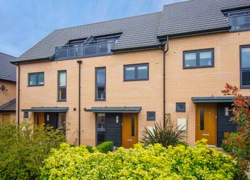Thumbnail 3 bedroom town house for sale in Neath Farm Court, Cambridge