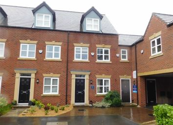 Thumbnail 3 bedroom town house for sale in Southwood Close, Marple, Stockport
