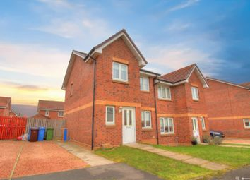 Thumbnail 3 bed semi-detached house for sale in Inverlochy Crescent, Glasgow