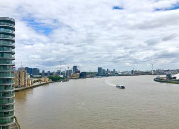Thumbnail 1 bed flat to rent in New Providence Wharf, 1 Fairmont Avenue, London
