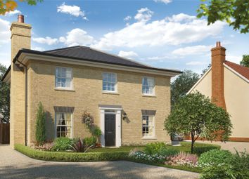 Thumbnail 4 bed detached house for sale in Plot 37 Heronsgate, Blofield, Norwich, Norfolk