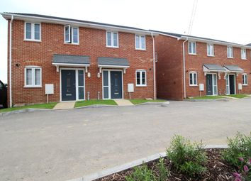 Thumbnail 3 bedroom semi-detached house for sale in Redbury Drive, Park Gate, Southampton
