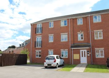 Thumbnail 2 bed flat for sale in Heather Gardens, North Hykeham, Lincoln
