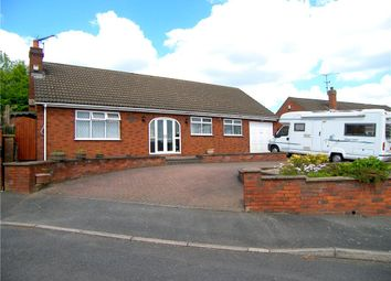 Thumbnail 3 bedroom detached bungalow for sale in The Oaklands, Broadmeadows, South Normanton, Alfreton