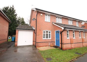 Thumbnail 3 bed semi-detached house for sale in Thirlmere Road, Wythenshawe, Manchester