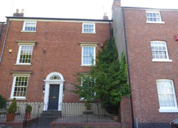 Thumbnail 3 bed terraced house for sale in Lee Crescent, Edgbaston, Birmingham