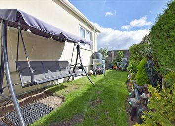 Thumbnail 2 bed mobile/park home for sale in Hogmoor Road, Whitehill, Bordon, Hampshire