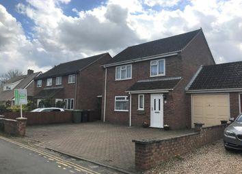 Thumbnail 3 bed detached house for sale in New North Road, Attleborough
