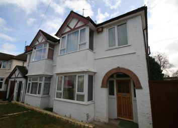 Thumbnail 3 bed semi-detached house to rent in Templar Road, Oxford