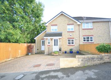 Thumbnail 3 bed semi-detached house to rent in Woodland View, Ryde